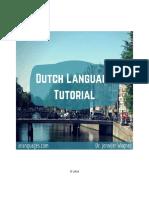 Dutch Tutorial Sample