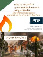 fire respon
