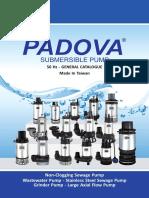 Brosur Pompa Padova