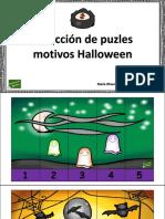 Puzle Halloween