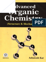 Advanced Organic Chemistry Structure & Mechanisms