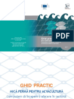 Ghid Practic - Ferma Mica de Acvacultura