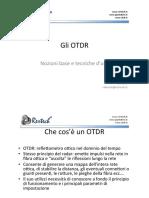 OTDR BASICS (ITA)