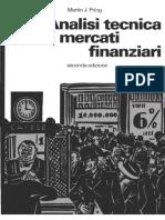 MARTIN PRING - - Analisi Tecnica Dei Mercati Finanziari - ITA