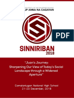 Sinniriban 2018 Guidelines