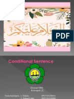 22 Conditional Sentences
