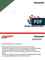 Training Sales - 1 Basic Marketing Fin