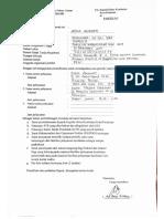 Surat Permohonan Kepada Kepala Dinas Kesehatan Kota Pasuruan