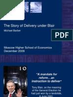 Barber Deliverology HSE Lectures Dec 09