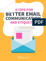 Better Email Communication