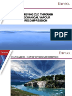 Achieveing Zero Liquid Discharge Through Mechanical Vapour Recompression-2015