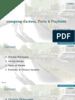 #4. Designing Gardens & Parks - Chinese Gardens