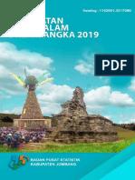 Kecamatan Wonosalam Dalam Angka 2019