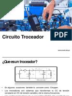 Circuito Troceador Diapositivas