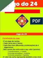 24 - jogo