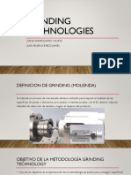 Grinding Technologies