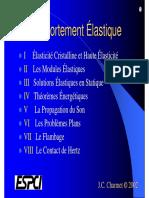 Elasticite Court