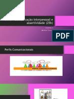 Caderno 4- 5440 - Comunicação Interpessoal e Assertividade