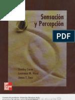 libro Sensación y Percepción.
