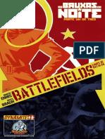 Battlefields - Bruxas da Noite HQ