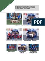 20191005 Nesken Futbola, Sailkapenak