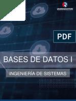 Bases de Datos I 2018