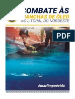 Nomar Especial - Combate as Manchas de Oleo No Nordeste
