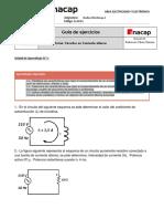 Guía de ejercicios Circuitos C.A..docx