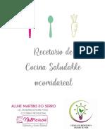 RECETARIO DE NUTRICIONISTA+GRATIS
