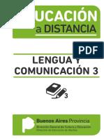 Lengua y Comunicación 3 SEGURO