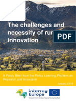 The Challenges and Necessity of Rural Innovation-197653-Ea