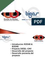 Presentacion Diesel+GAS