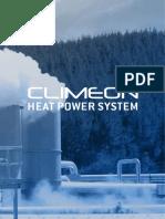 Climeon Tech Product Sheet