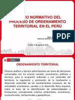 Marco Normativo y Herramiemntas Del Ot