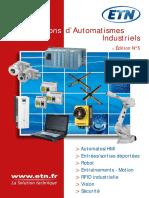 17029 - Catalogue Automatismes Édition 5