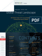 13th Worldwide Infrastructure Security Report