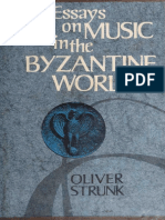Oliver Strunk, Kenneth Levy (Foreword) - Essays on Music in the Byzantine World-W. W. Norton & Company (1977).pdf
