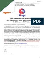 SINGA 2019 Invitation+Info (MY)