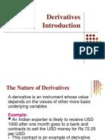 Derivatives