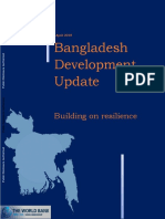 125061 WP PUBLIC Bangladesh Development Update April 2018