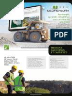 Brochure Pack Mines Et Carrieres