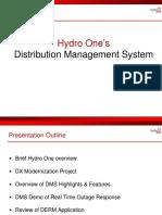 Distribution Mangement System (DMS)