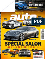 Sport Auto - Mars 2016