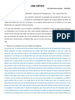 Actividad Pelicula Joy-EAOS