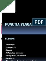 Punctia Venoasa - Nov 2012
