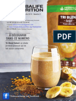 Herbalife Nutrition Catalogue produit Tahiti 2019 N2 Ghislaine PIIRAI