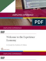 Apresentação Employee Experiencehhm