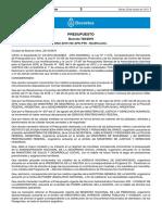 DNU 740/2019, Boletín Oficial