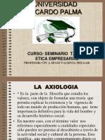Presentación axiología.ppt