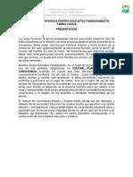 Manual de Convivencia 2.016